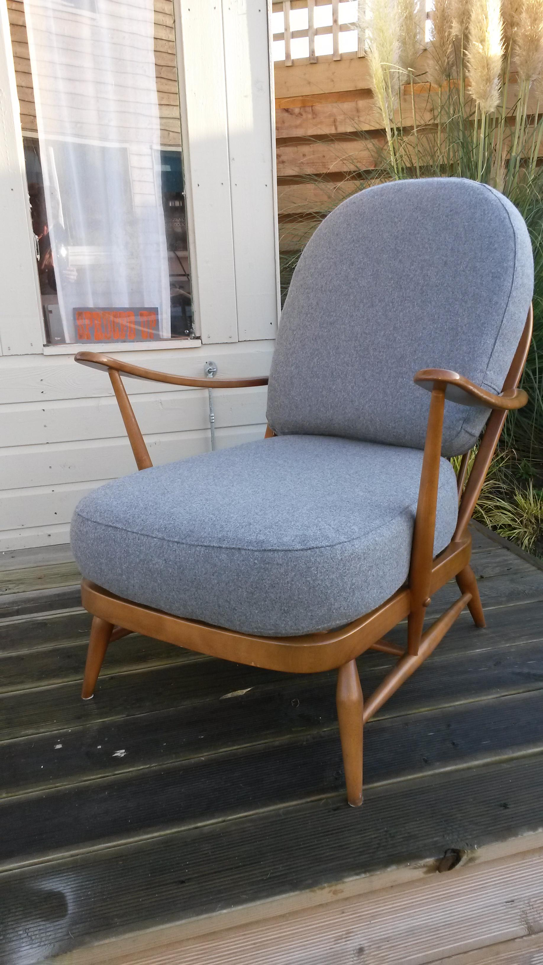 Ercol Chairs & Cushions
