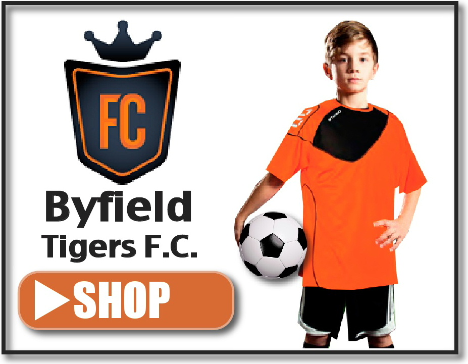 Byfield Tigers FC Online Club Shop
