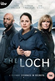 Film poster for ITV detective series The Loch