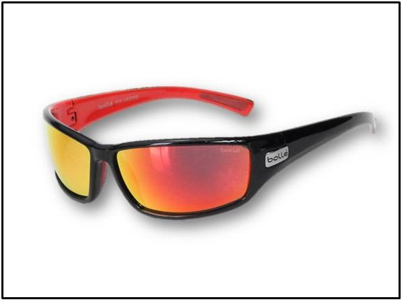 Sports Bolle Case Polarized Sunglasses And Python kOZuXPTi