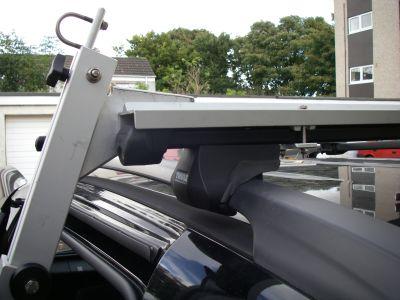Kari Tek Easy Load Roof Rack