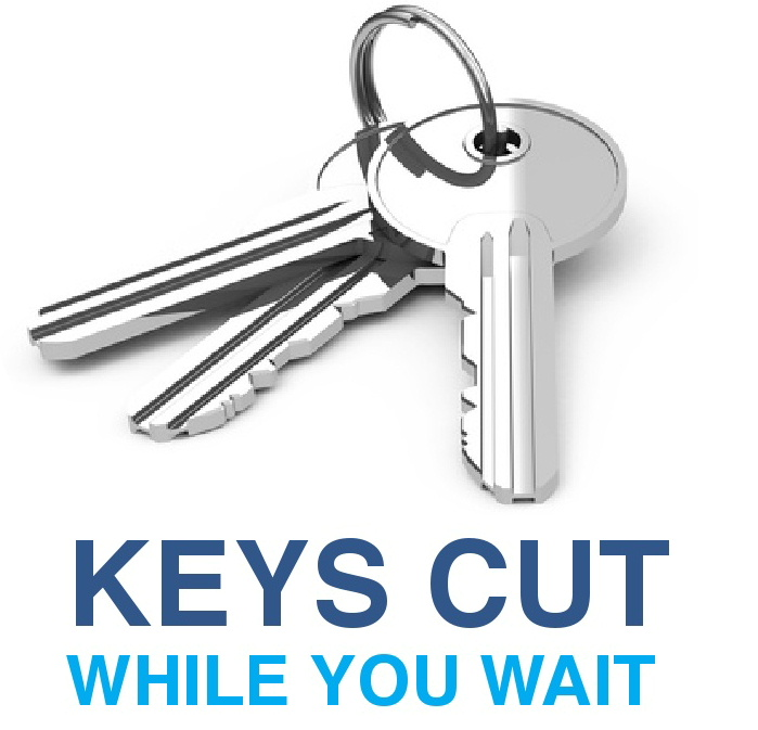 Key cutting while you wait in Stranraer