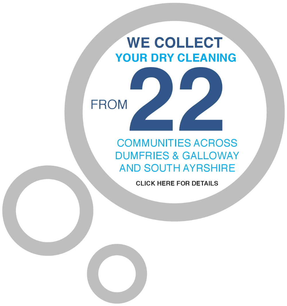 Dry cleaners Stranraer