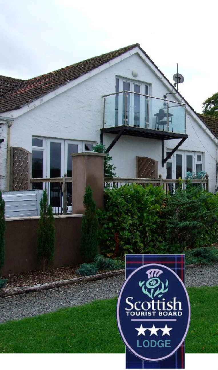 3 Star guest accommodation at The Inn on the Loch Crocketford, Dumfries