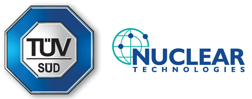 TÜV SÜD and Nuclear Technologies Logo