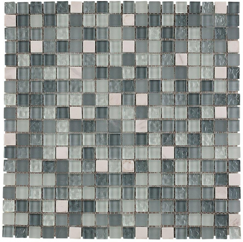 Quality mosaic tiles from Dream Tiles of Bicester in Carrara