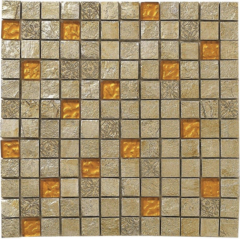 Quality mosaic tiles from Dream Tiles of Bicester in Solomon