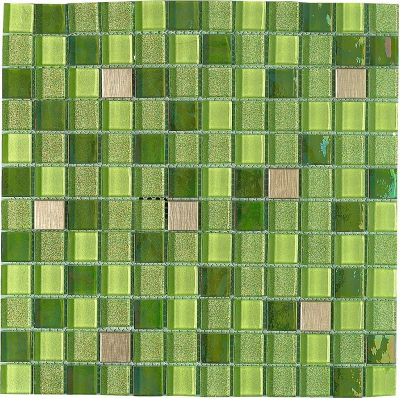Quality mosaic tiles from Dream Tiles of Bicester in Esmeralda