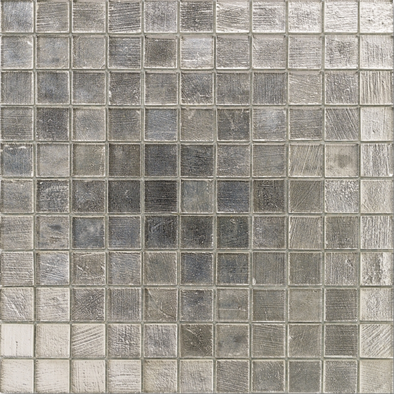 Quality mosaic tiles from Dream Tiles of Bicester in Mosaico Platino Brill