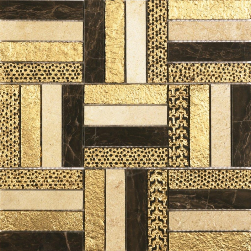 Quality mosaic tiles from Dream Tiles of Bicester in Soleil