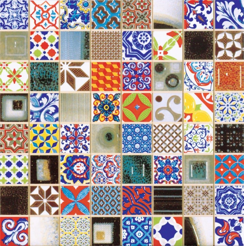 Quality mosaic tiles from Dream Tiles of Bicester in Artisan