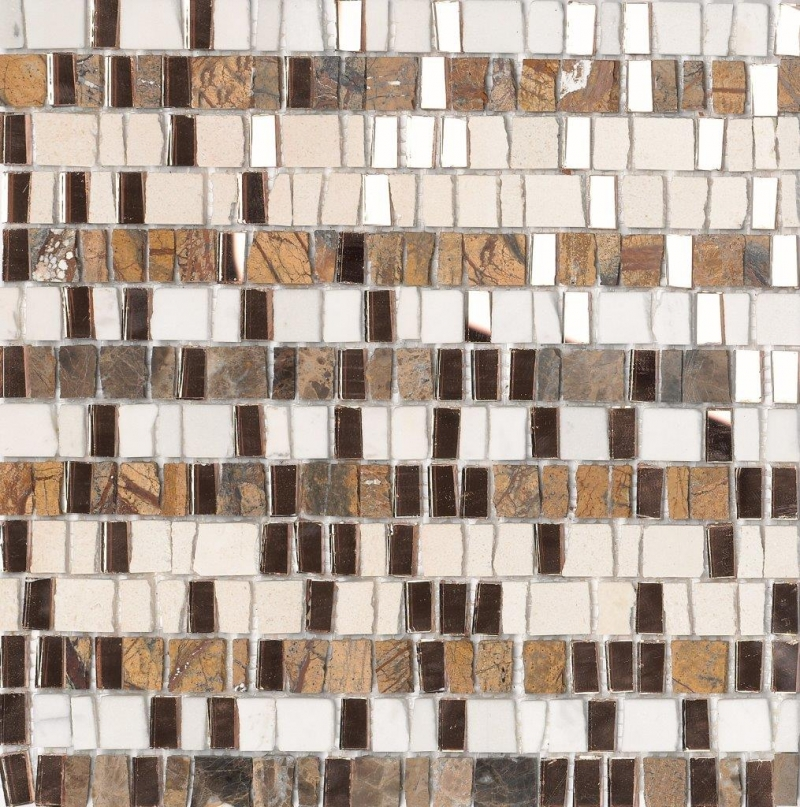Quality mosaic tiles from Dream Tiles of Bicester in Tresor