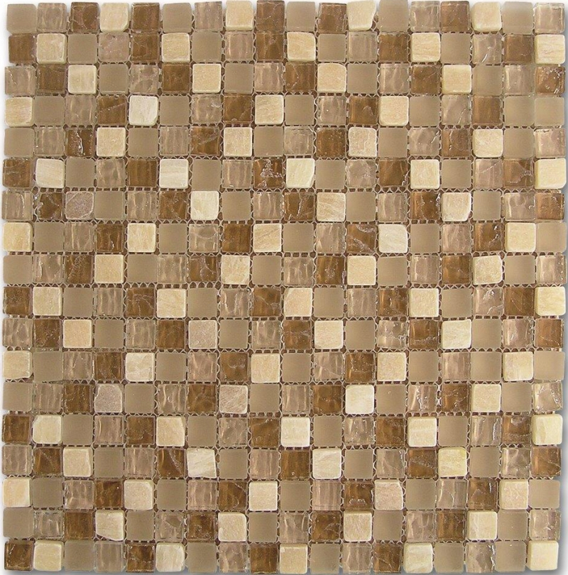 Quality mosaic tiles from Dream Tiles of Bicester in Mosaco OnixGlass