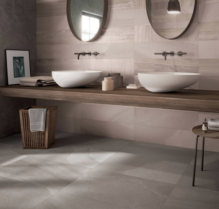 Ariana Italian floor tiles available from Dream Tiles in Bicester, Oxfordshire