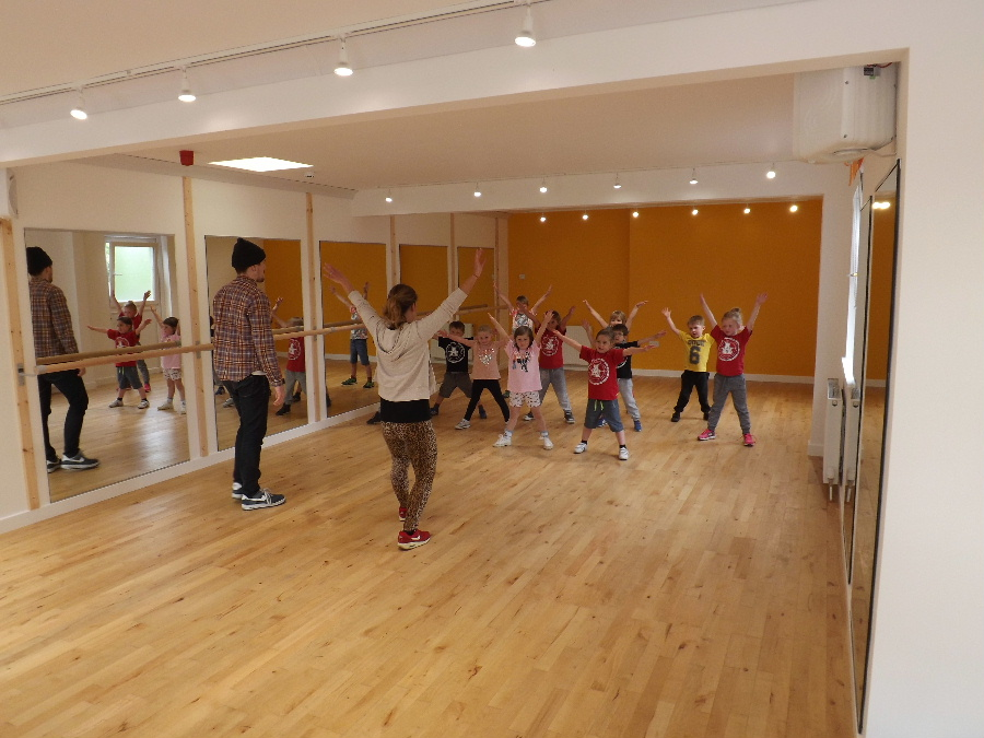 children's dance classes Dalbeattie