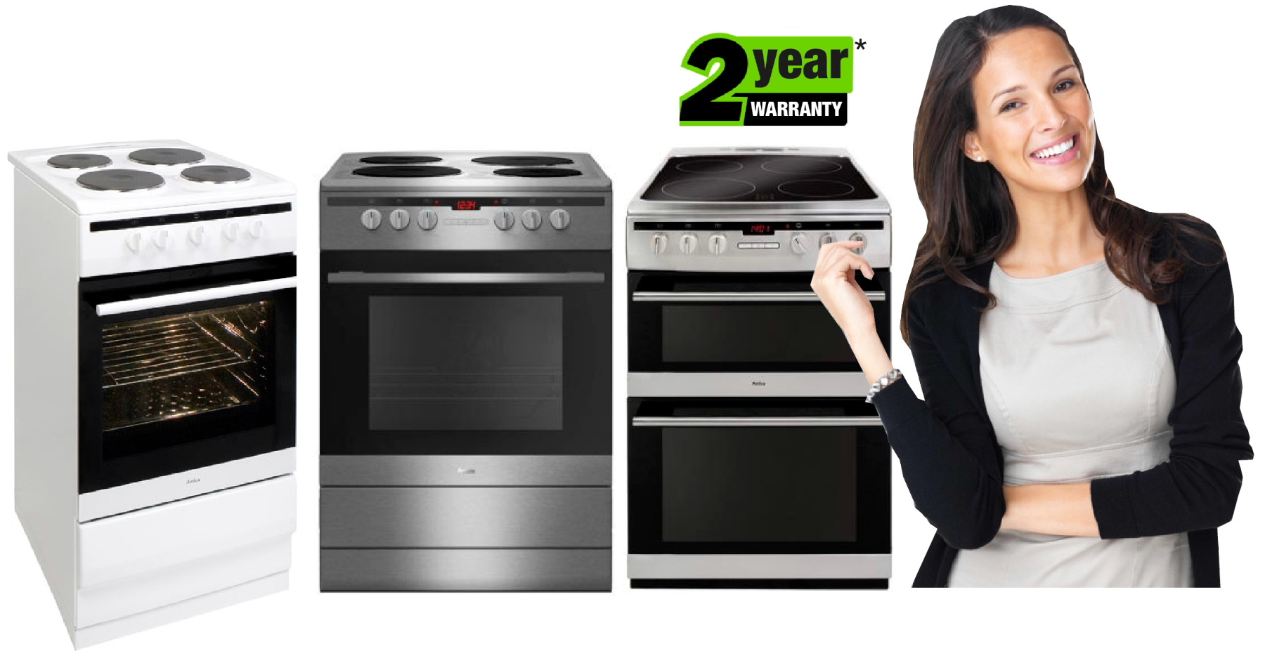 cheap cookers Dalbeattie from Dalbeattie Appliance Centre