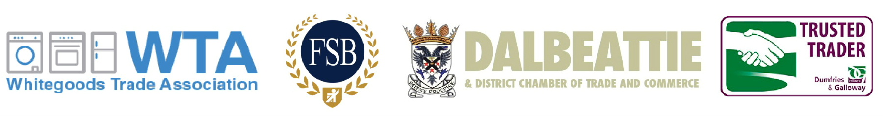 Dalbeattie Appliance Centre is a D&G Council Trusted Trader