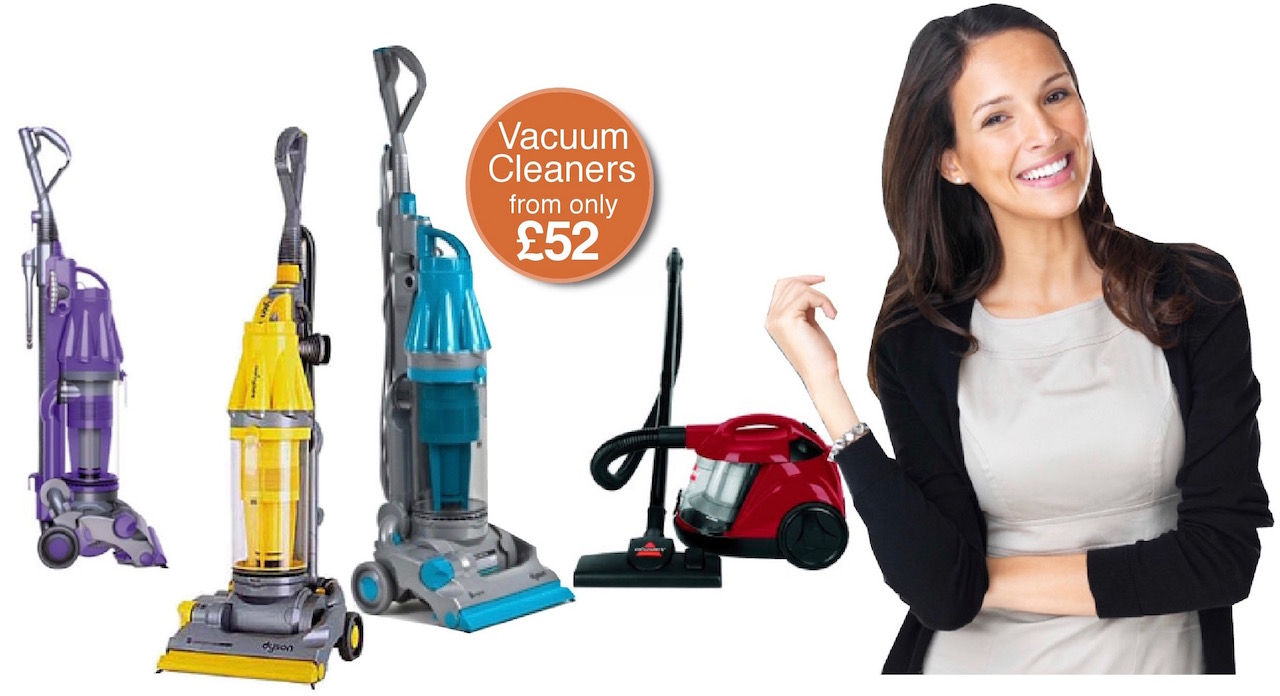 cheap vacuum cleaners from Dalbeattie Appliance Centre
