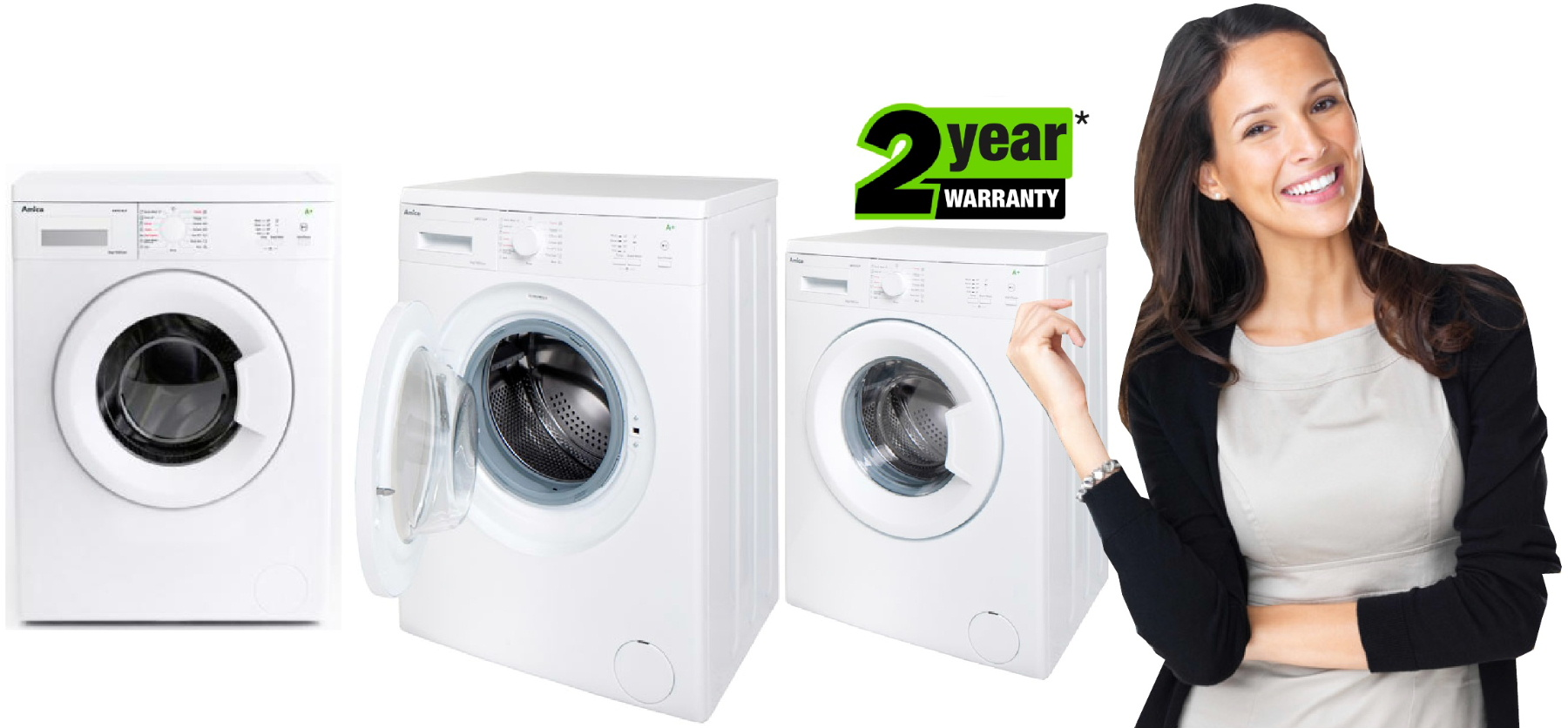 cheap washing machines Dalbeattie available from the Dalbeattie Appliance Centre
