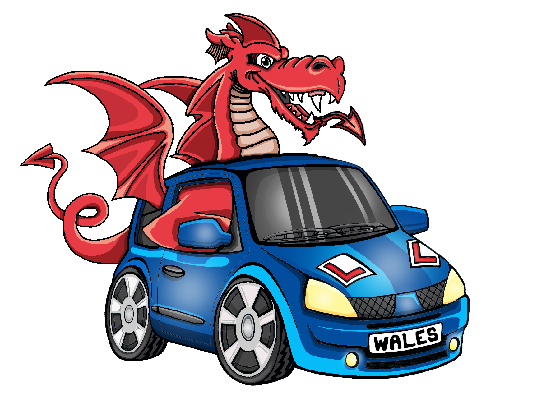 Crash Course intensive Driving Courses in Wales