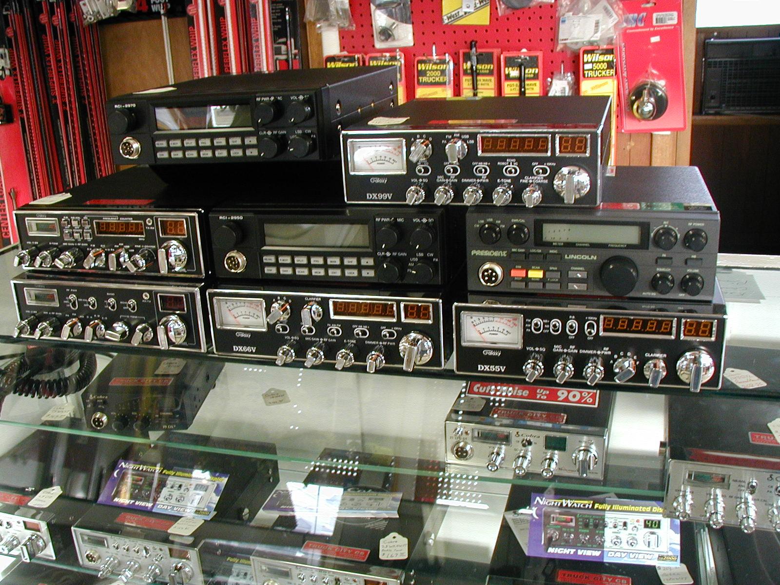 Radio amature store