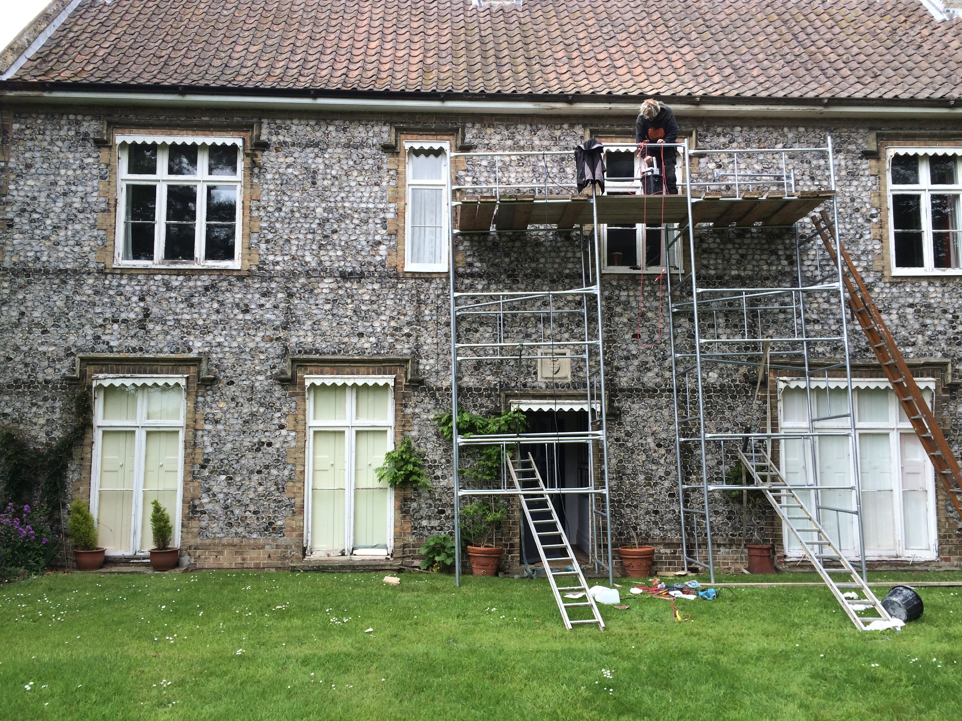 Our Scaffolding