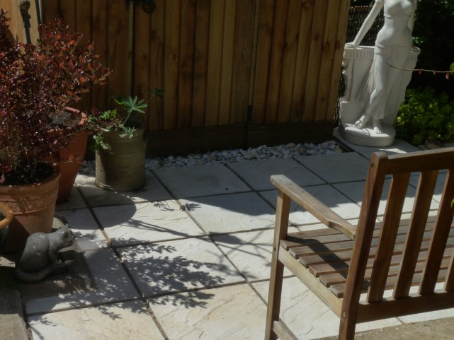 Great Value Manufactured Stone Patios