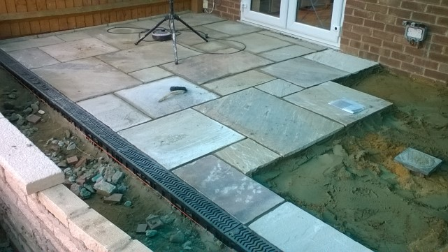 Top Quality Natural Stone Patio