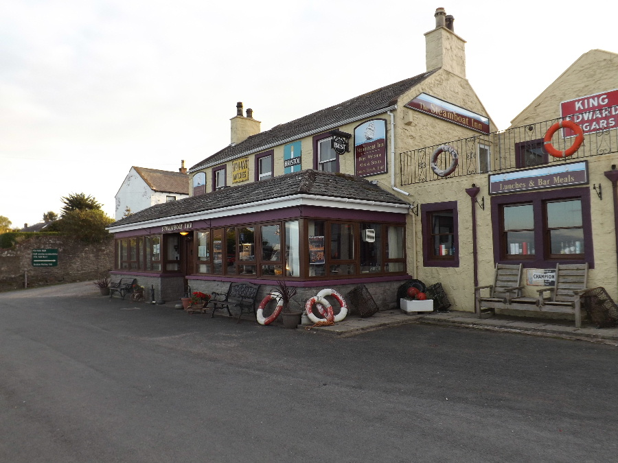 The Steamboat Inn, Carsethorn, Dumfries and Galloway, Scotland