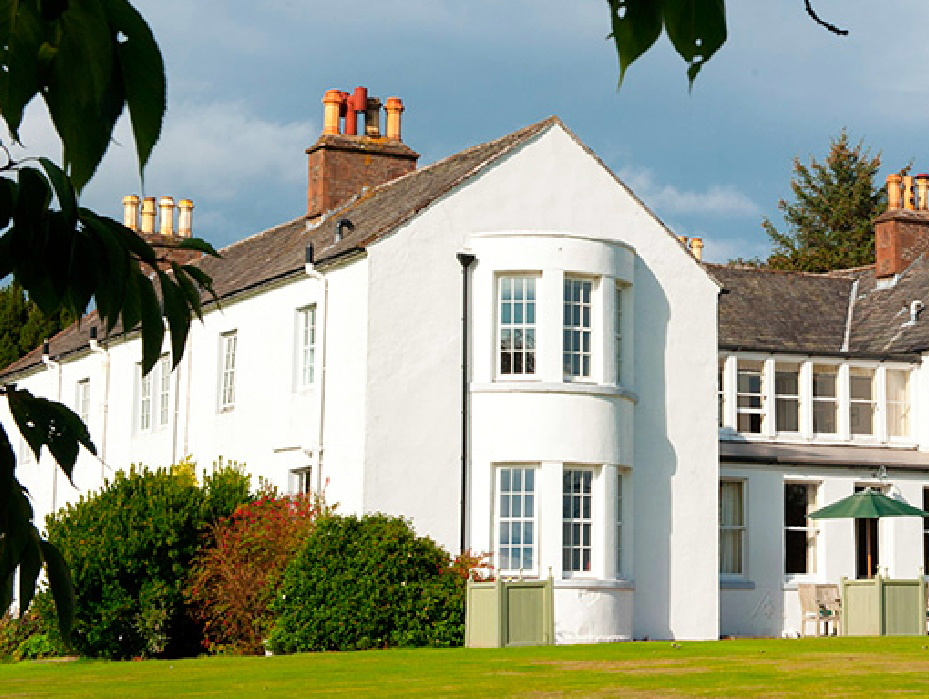 Places to stay in Kirkbean, Dumfries and Galloway, Scotland Cavens Country House Hotel