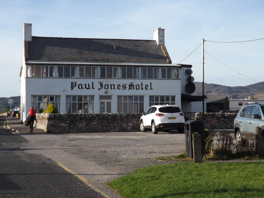 Places to stay in Kirkbean, Dumfries and Galloway, Scotland Paul Jones Hotel Southerness