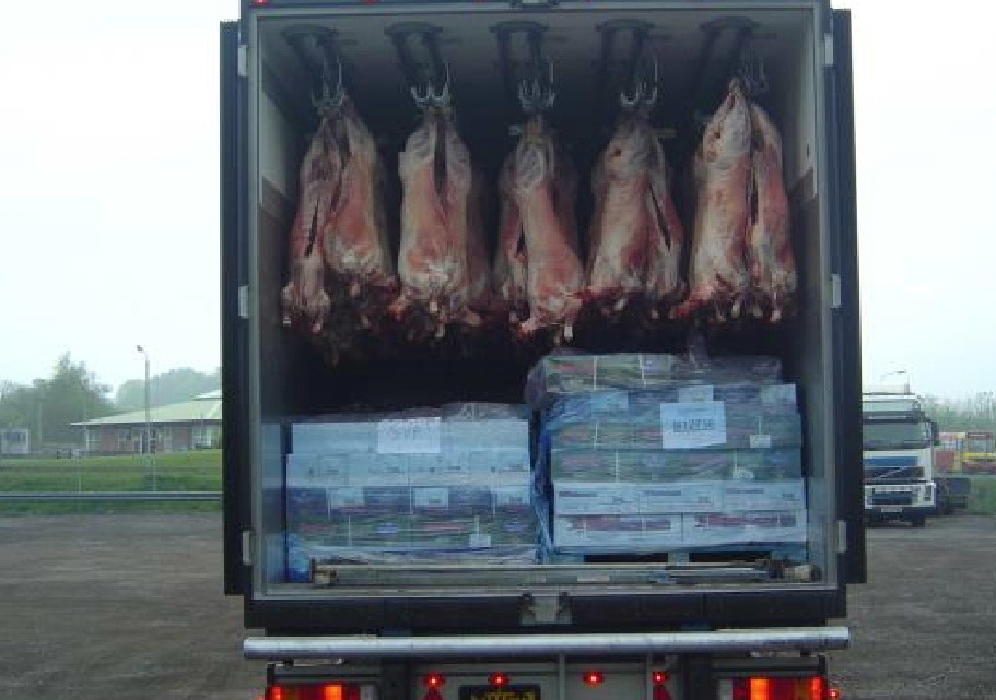 meat transport contractors M & M Kerr Limited of Castle Douglas