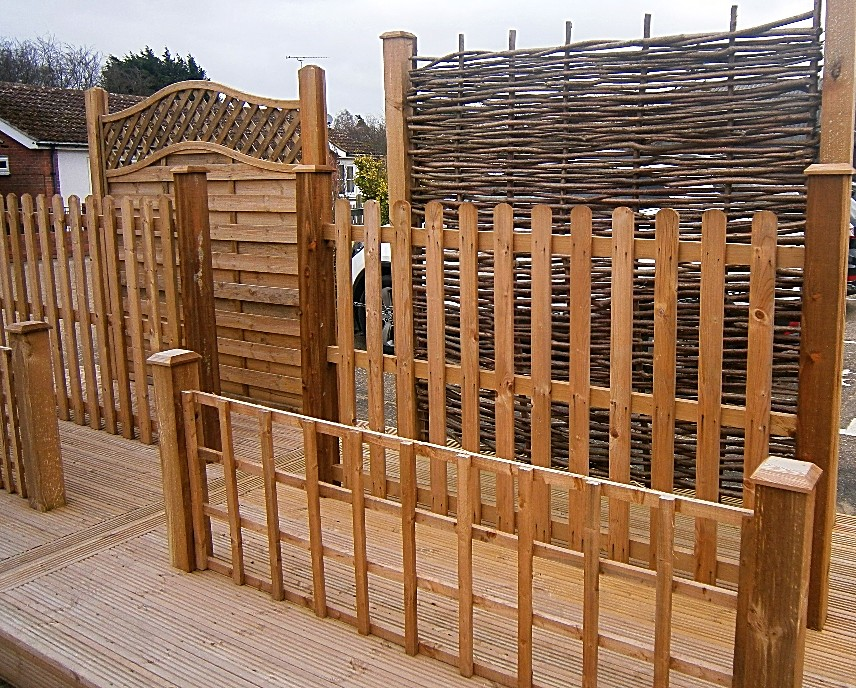 Fence Panels Grays Southend Canvey Island Ongar Brentwood