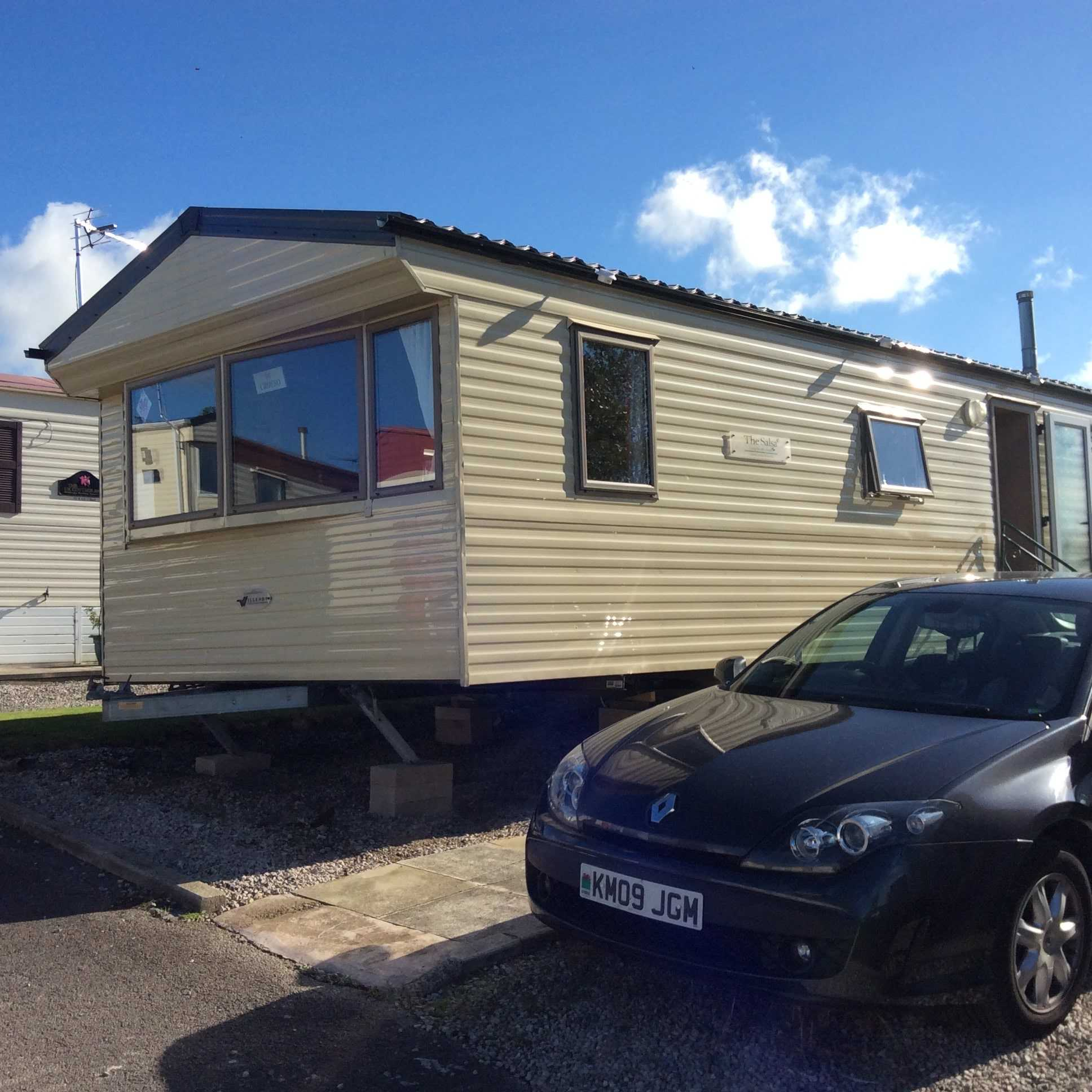 *152* Blue Dolphin Holiday Park, Filey, East Yorkshire