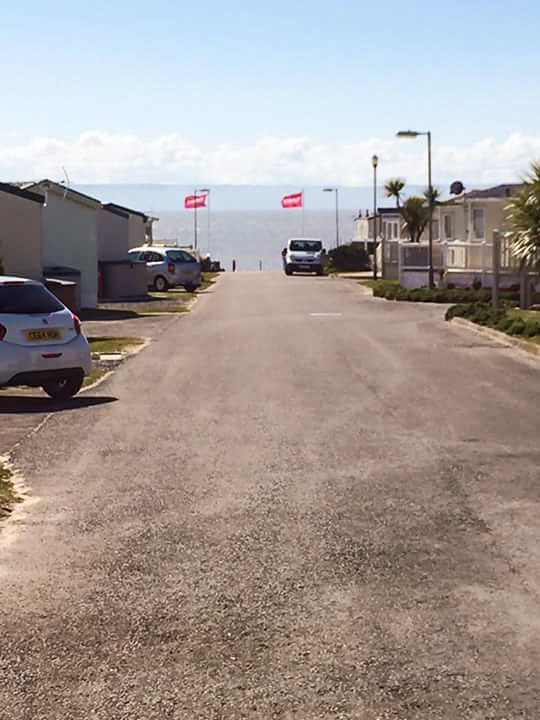 *064* Trecco Bay Holiday Park, Porthcawl, South Wales