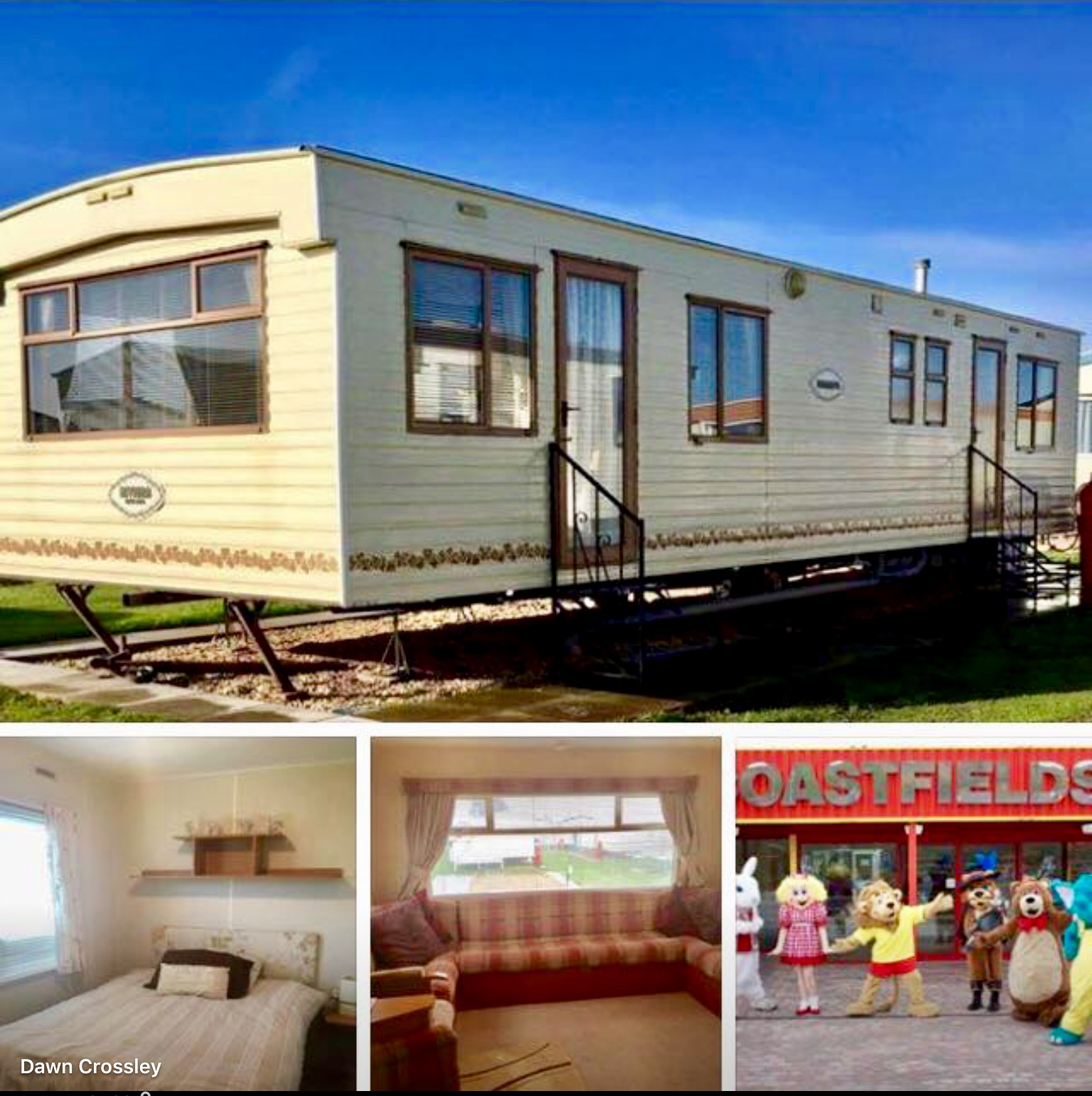 *125*  Coastfields Holiday Village, Ingoldmells, Lincolnshire