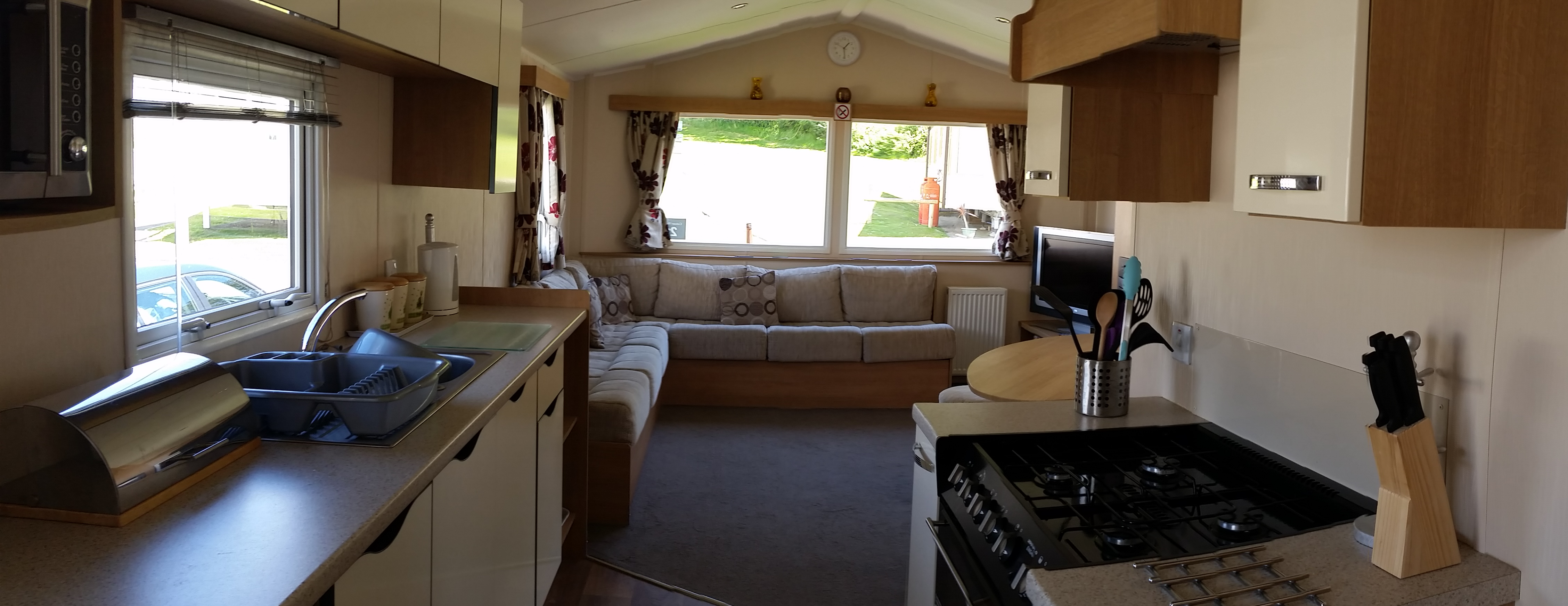 *137* Whitecliff Bay Holiday Park, Isle of Wight