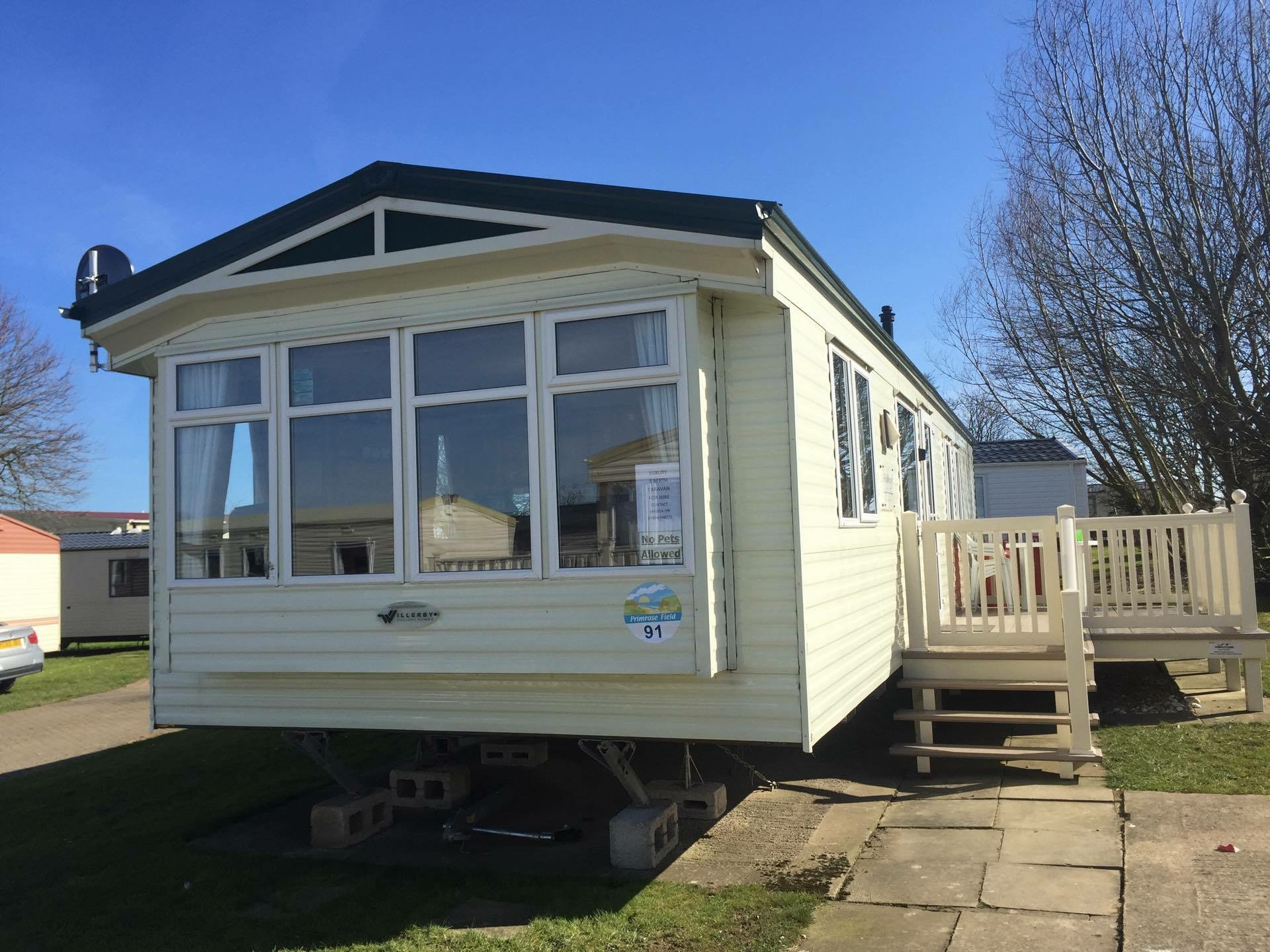 *044*Primrose Valley Holiday Park, Filey, East Yorkshire