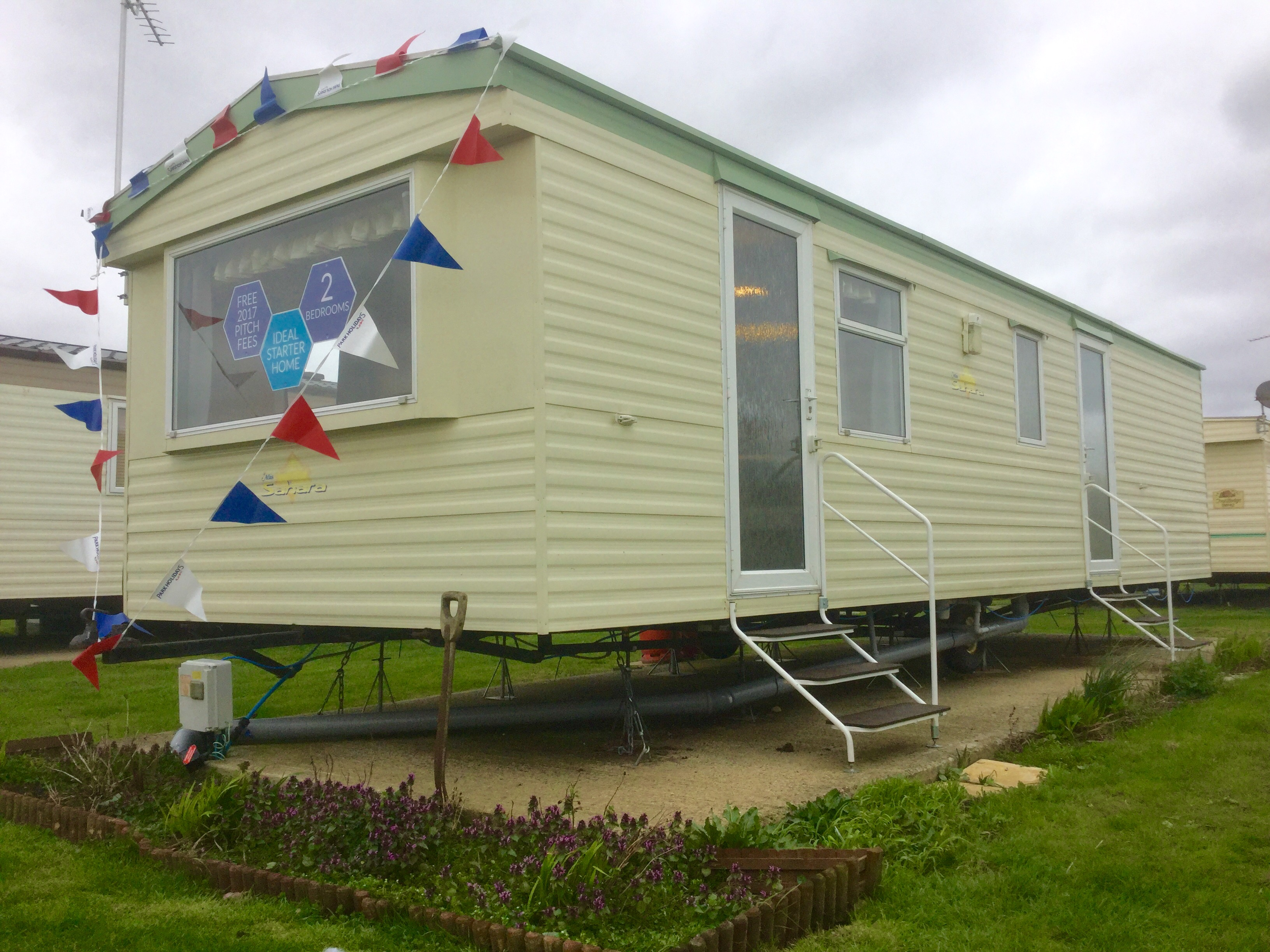 *123* St Osyth Beach Holiday Park, Clacton on Sea, Essex