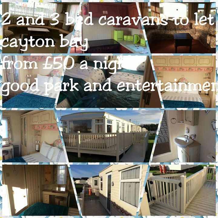 *032* Cayton Bay Holiday Park, Scarborough, North Yorkshire