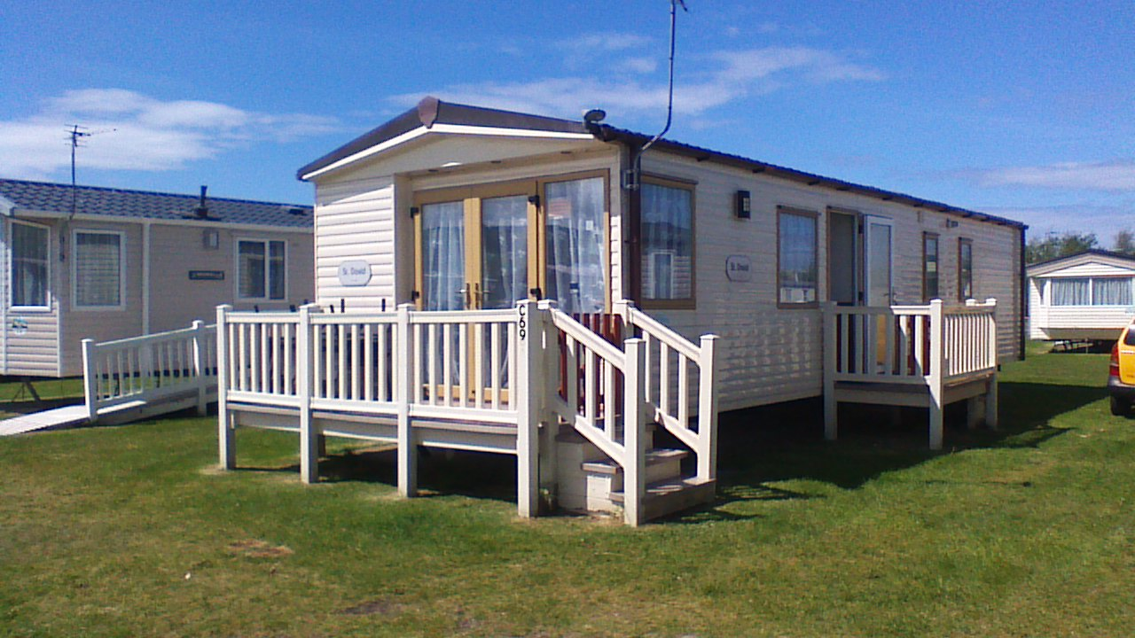 *053* Presthaven Beach Resort, North Wales