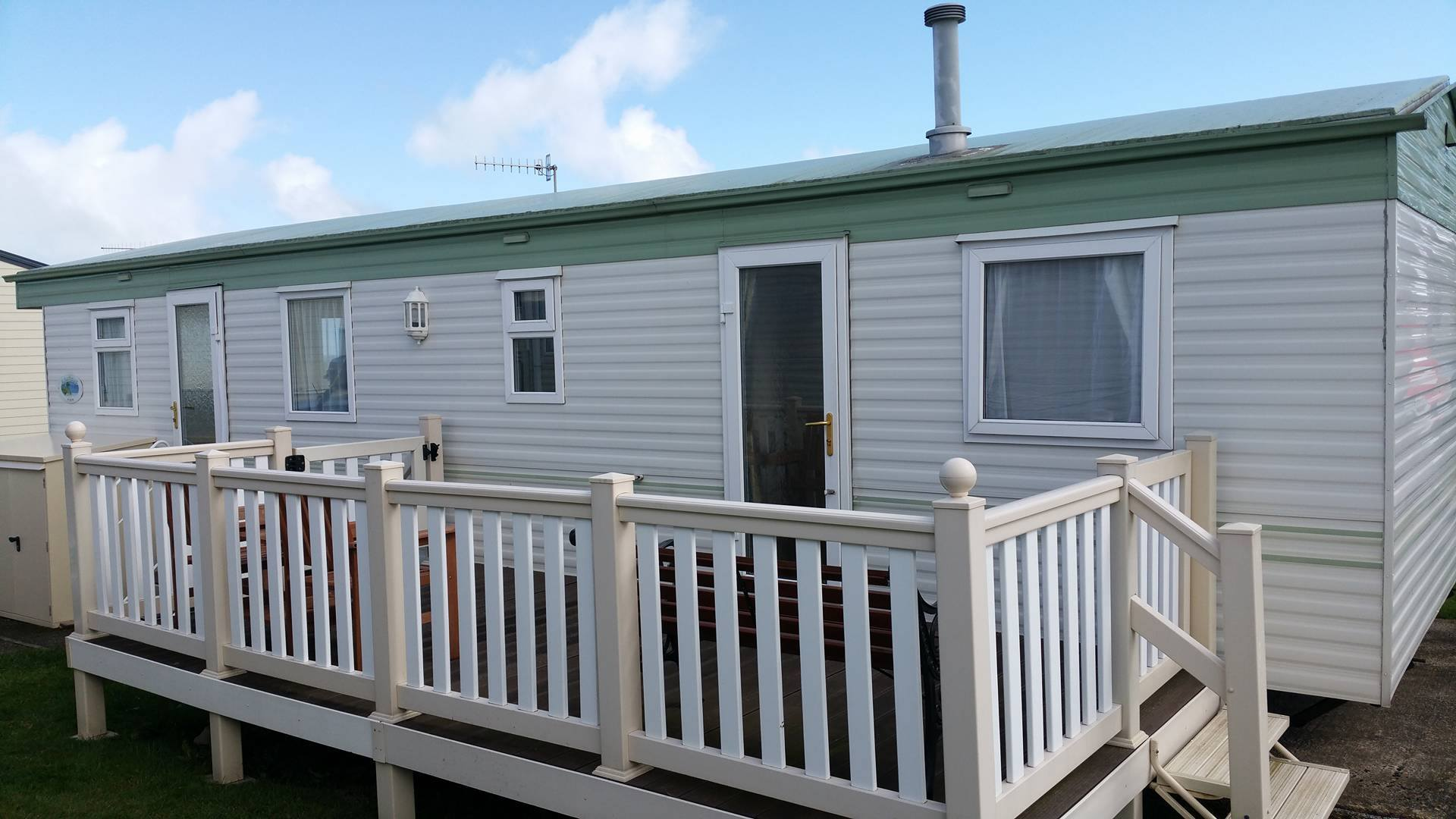 *045* Cayton Bay Holiday Park, Scarborough