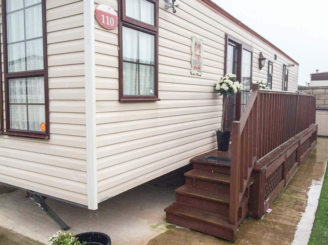 *101* Sandy Bay Caravan Park,Towyn,North Wales