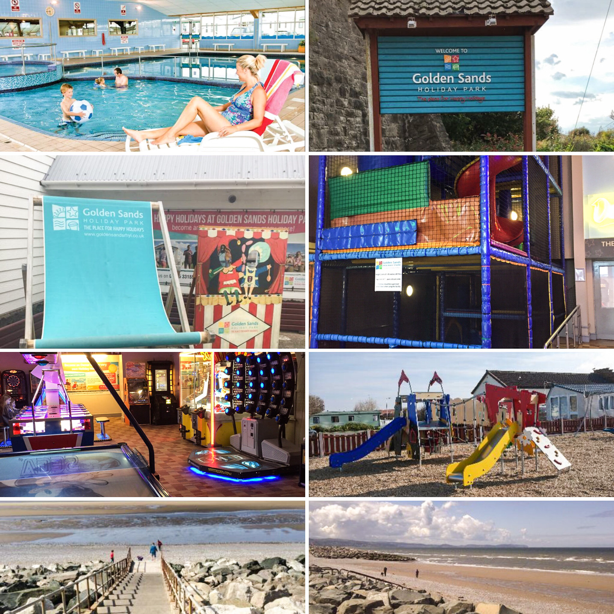 *094* Golden Sands Holiday Park, Rhyl, North Wales