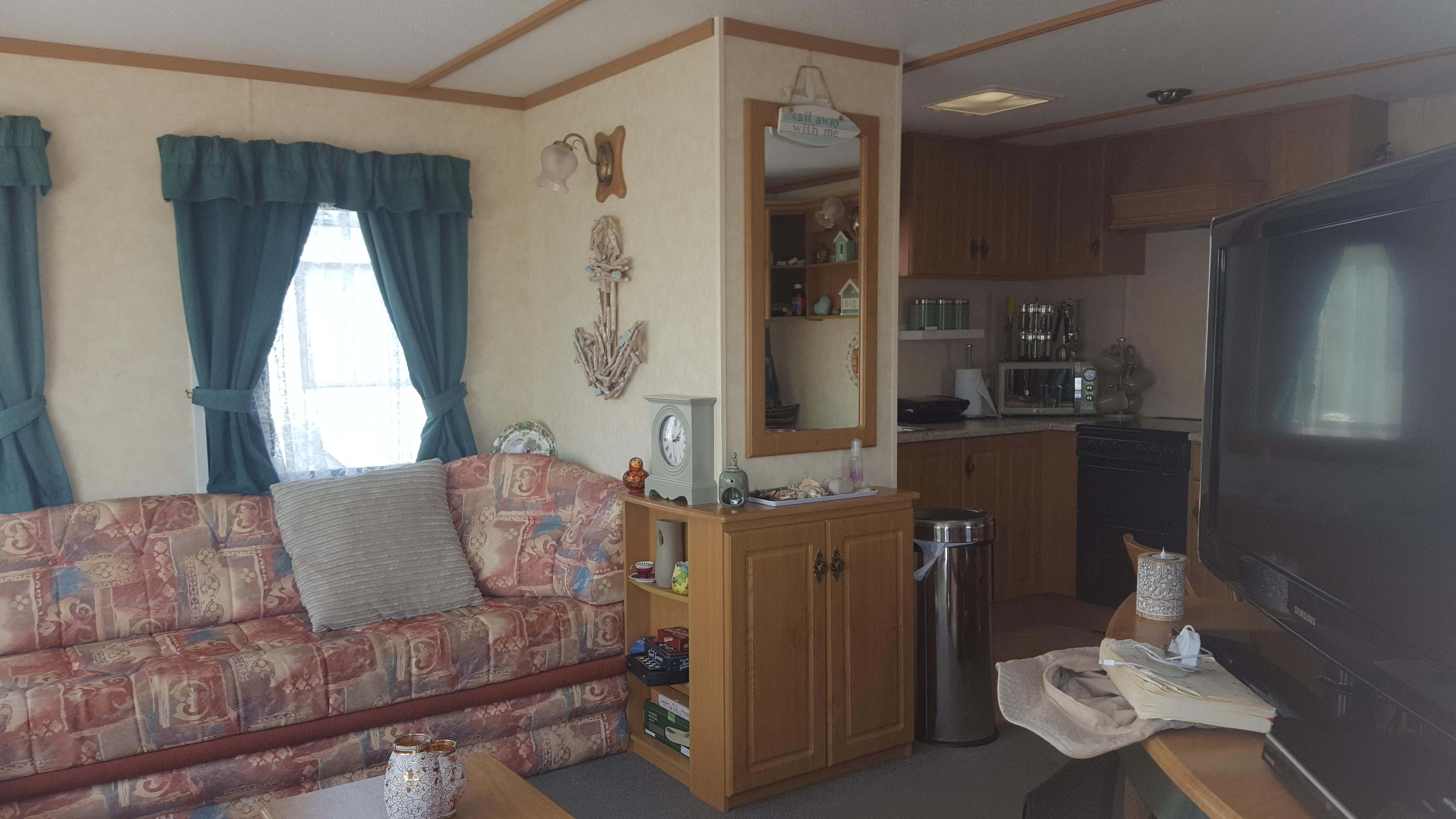 *132* Happy Days Caravan Park, Towyn, North Wales