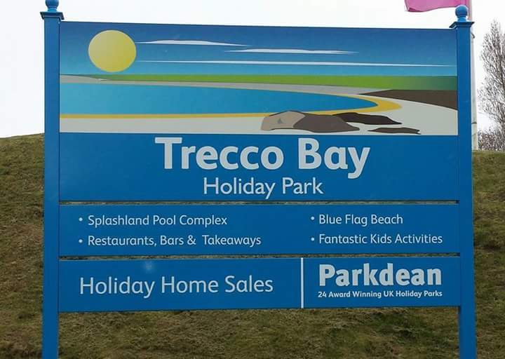 *104* Trecco Bay Holiday Park, Porthcawl, South Wales