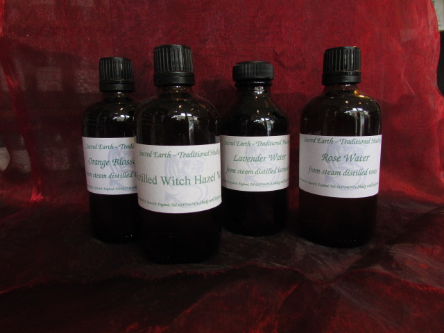 Distilled Witch Hazel Water