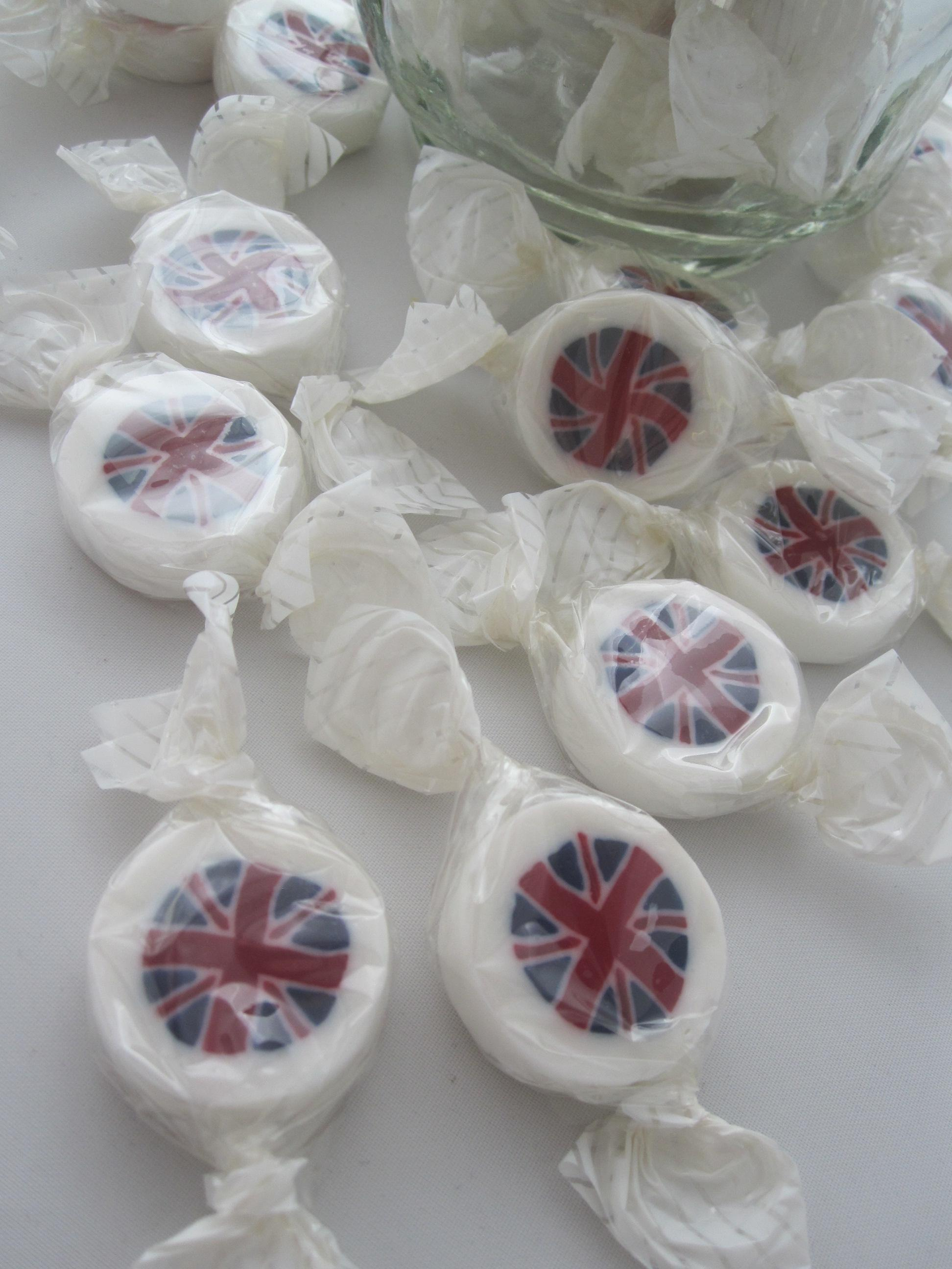 Union Jack Party Favours