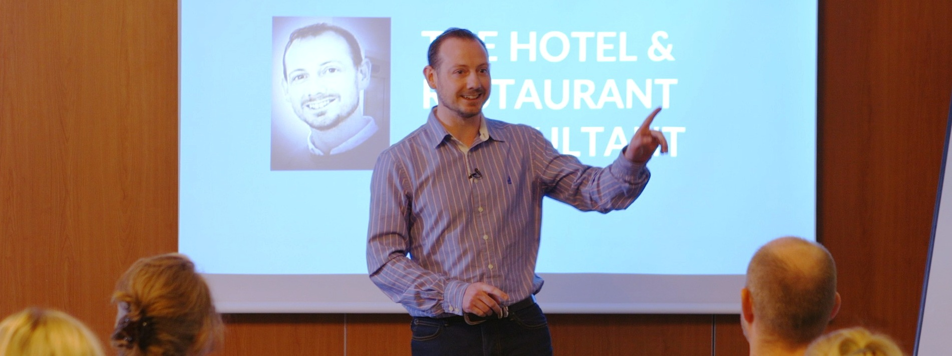 Jonathan Butler - Hospitality business speaker