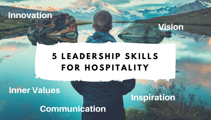 How to train your employees to be our future hospitality business leaders?